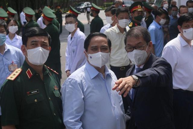 Thủ tướng Phạm Minh Chính: Chúng ta có niềm tin đẩy lùi dịch bệnh Covid-19  - Ảnh 9.