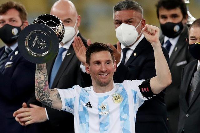 Khối tài sản của Lionel Messi khủng thế nào? - Ảnh 1.