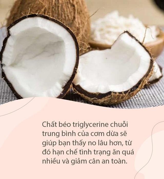 Có một phần trong trái dừa tốt cho tim mạch, giúp thăng hạng nhan sắc nhưng phụ nữ hay vứt đi  - Ảnh 4.