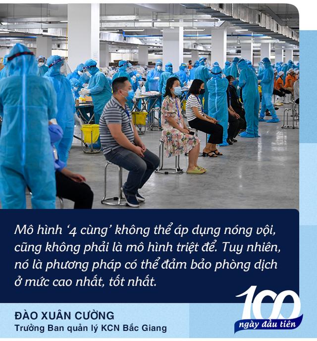'Kỳ tích' từ tâm dịch Bắc Giang: 'Hơn 10 ngày tạm dừng KCN không thể làm chuỗi cung ứng đứt gãy được' - Ảnh 4.