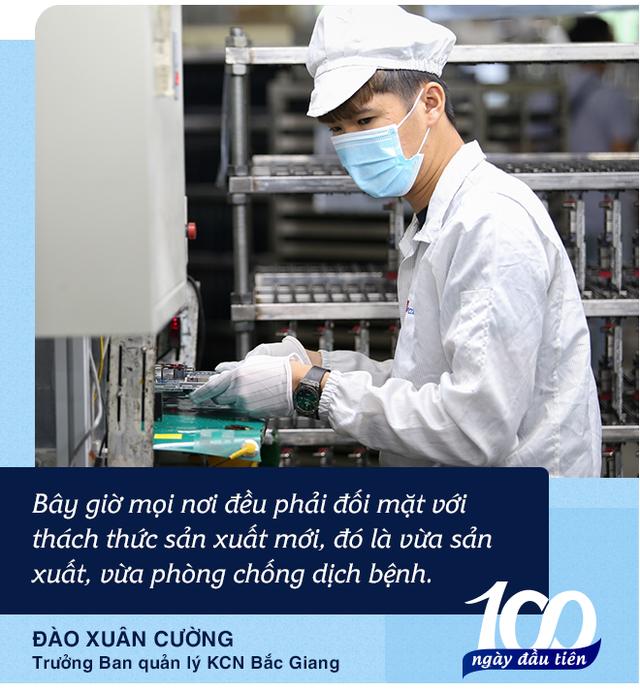 'Kỳ tích' từ tâm dịch Bắc Giang: 'Hơn 10 ngày tạm dừng KCN không thể làm chuỗi cung ứng đứt gãy được' - Ảnh 7.