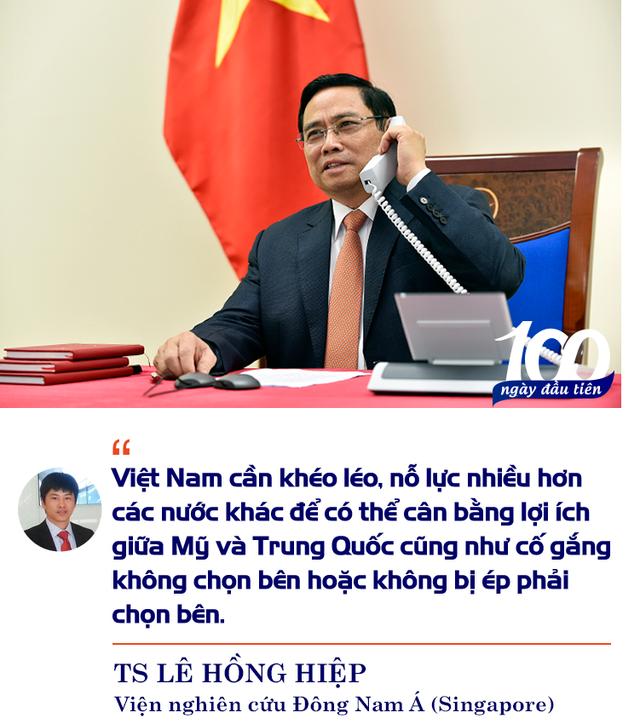 Chuyên gia nghiên cứu người Việt ở Singapore: Sau 100 ngày khó khăn đầu tiên sẽ là những thách thức còn lớn hơn với Thủ tướng - Ảnh 9.