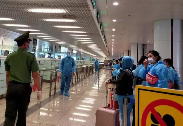 Sắp nối lại nhiều đường bay quốc tế - Ảnh 1.
