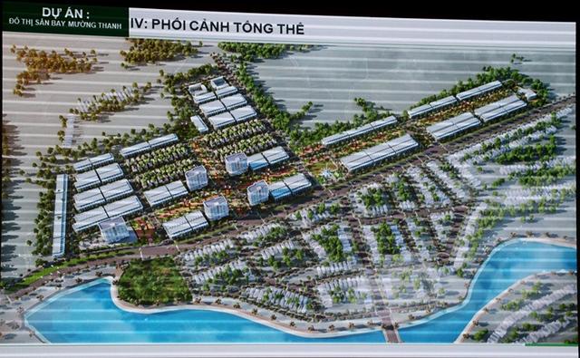 Hải Phát Invest muốn đổ bộ vào Điện Biên với 4 dự án lớn - Ảnh 1.
