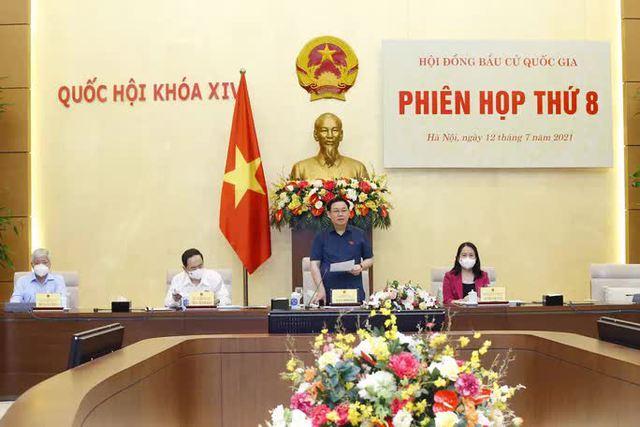 Quốc hội chuẩn bị kiện toàn 50 lãnh đạo chủ chốt Nhà nước - Ảnh 1.
