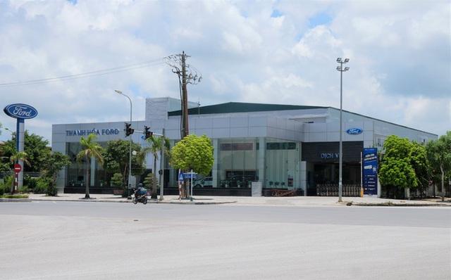 Sai phạm xây dựng tràn lan tại đại lộ Võ Nguyên Giáp ở Thanh Hóa - Ảnh 4.