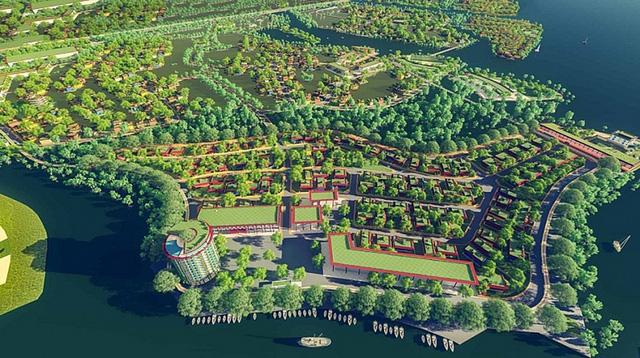 Đấu giá 33ha đất làm đô thị sinh thái ở Bình Định - Ảnh 1.