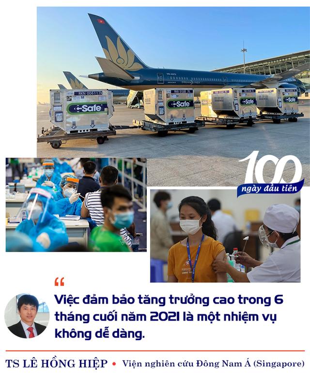 Chuyên gia nghiên cứu người Việt ở Singapore: Sau 100 ngày khó khăn đầu tiên sẽ là những thách thức còn lớn hơn với Thủ tướng - Ảnh 2.
