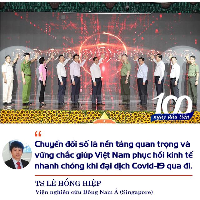 Chuyên gia nghiên cứu người Việt ở Singapore: Sau 100 ngày khó khăn đầu tiên sẽ là những thách thức còn lớn hơn với Thủ tướng - Ảnh 5.