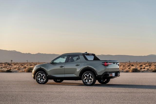 Bán tải đầu tiên của Hyundai có giá bán từ 24.000 USD - Ảnh 4.