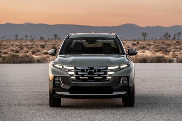 Bán tải đầu tiên của Hyundai có giá bán từ 24.000 USD - Ảnh 2.