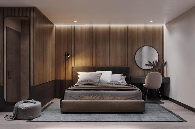 Penthouse 20 tỷ với gam màu đen huyền bí và sang trọng của 9X độc thân: Mạnh tay chốt đơn thiết kế lên tới 6 tỷ - Ảnh 19.