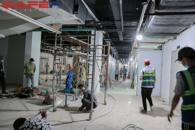 Thuận Kiều Plaza: Chủ đầu tư tạm hoãn đưa vào khai thác 648 căn hộ để trưng dụng làm bệnh viện dã chiến số 5 - Ảnh 1.