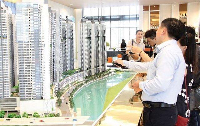 Hai kịch bản thị trường bất động sản 6 tháng cuối năm - Ảnh 1.
