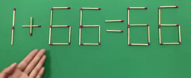 Làm thế nào để 1 + 66= 66?, trả lời đúng câu hỏi này trong 5 giây thì bạn đúng là đỉnh của chóp - Ảnh 1.