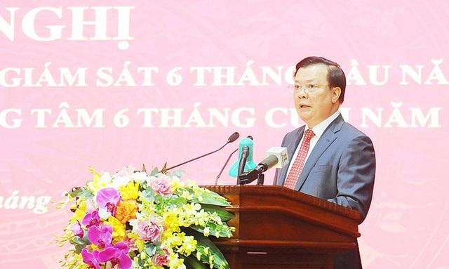 Kỷ luật 100 cấp ủy viên các cấp với 724 đảng viên ở Hà Nội - Ảnh 1.
