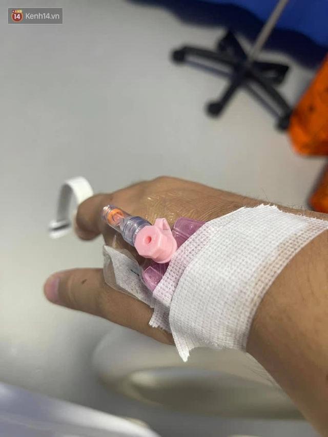 Hành trình chiến đấu với Covid-19 của phóng viên Việt Nam tác nghiệp tại UAE: Gục trong buổi họp báo, từng phải thở oxy vì tổn thương phổi nặng - Ảnh 6.