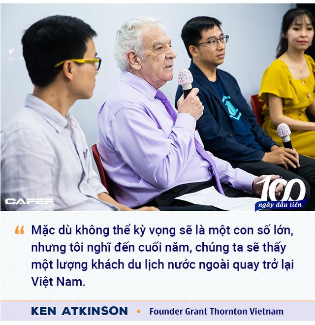 Founder Grant Thornton Vietnam: 'Việt Nam làm rất tốt ở giai đoạn đầu đại dịch, và sẽ đạt thành tích tương tự với vaccine!' - Ảnh 10.