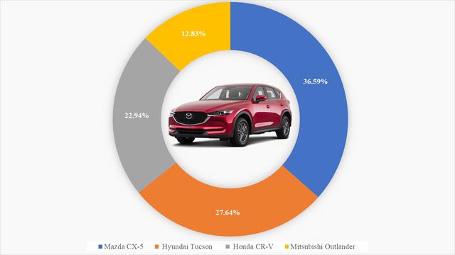 9 ông vua các phân khúc xe tại Việt Nam: VinFast Fadil thắng áp đảo, Kia Cerato bán gấp 4 lần Mazda3, Hyundai SantaFe xác lập doanh số khủng - Ảnh 9.