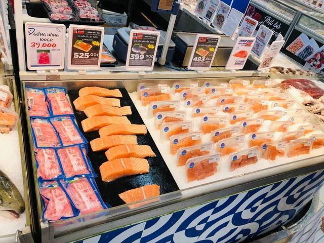 Nóng chuyện giá cả thực phẩm giữa tâm dịch Tp.HCM: Hệ thống siêu thị GO!, Big C, Tops Market Co.op Food cam kết giữ vững bình ổn giá - Ảnh 2.