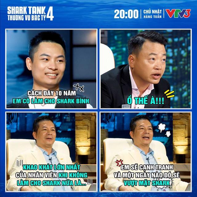 Màn chốt deal của Nobita: Khi Shark Phú muốn bỏ ít tiền nhất nhưng muốn lấy người, Shark Bình sẵn sàng chi tiền nhưng phải có cổ phần để đi đường dài, tốt nhất là chọn cả hai - Ảnh 1.