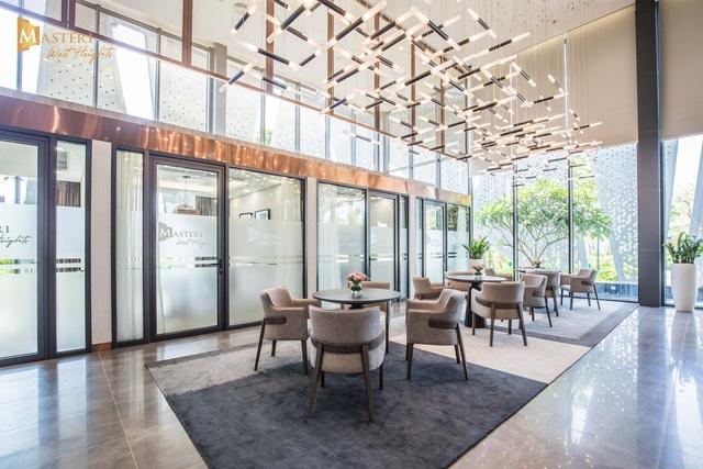 Chiêm ngưỡng thiết kế đẳng cấp tại nhà mẫu Masteri West Heights - Ảnh 4.