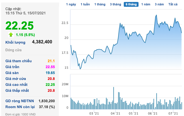 Gelex (GEX): Chào bán 5,4 triệu cổ phiếu chưa phân phối hết với giá 16.000 đồng/cp - Ảnh 1.