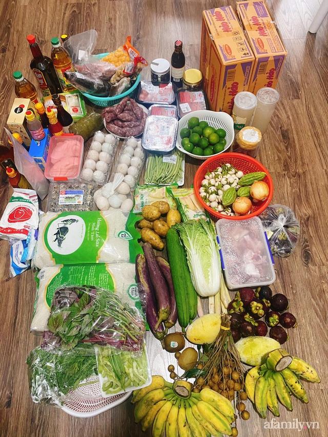 Cô gái Sài Gòn chia sẻ cách mua thực phẩm, thuốc men vừa nhanh lại an toàn trong mùa dịch - Ảnh 2.
