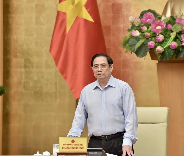 Thủ tướng triệu tập hội nghị với 27 tỉnh, thành phía Nam về phòng chống dịch - Ảnh 1.