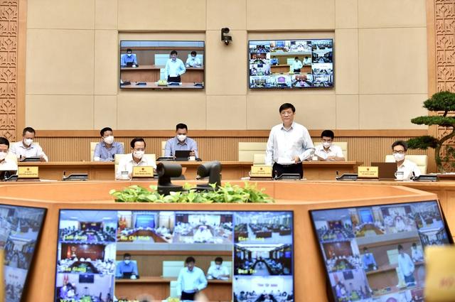 Thủ tướng triệu tập hội nghị với 27 tỉnh, thành phía Nam về phòng chống dịch - Ảnh 2.