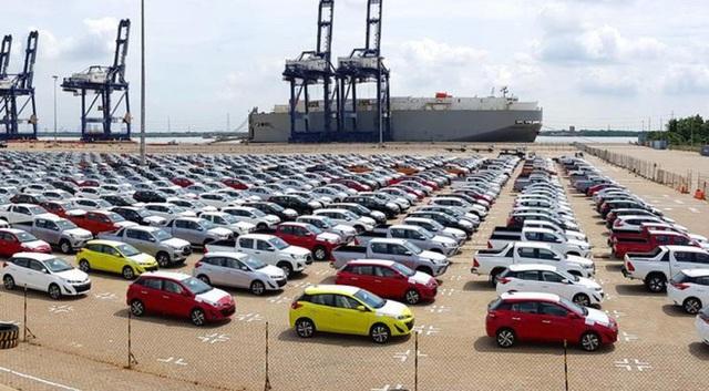 Ô tô nhập khẩu tăng kỷ lục 100%, thấy gì từ cuộc chiến xe Trung Quốc, Indonesia và Thái Lan? - Ảnh 1.