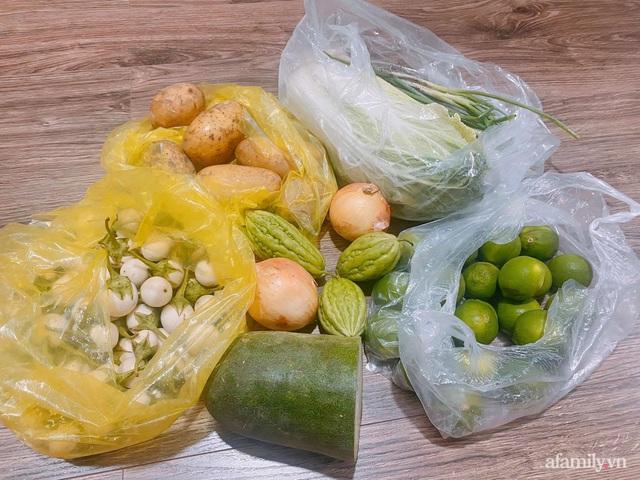 Cô gái Sài Gòn chia sẻ cách mua thực phẩm, thuốc men vừa nhanh lại an toàn trong mùa dịch - Ảnh 3.