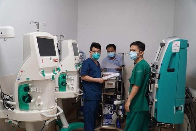 Ảnh: Bên trong Trung tâm Hồi sức Covid-19 với 1.000 giường, chuyên trị những ca bệnh nguy kịch tại TP.HCM - Ảnh 3.