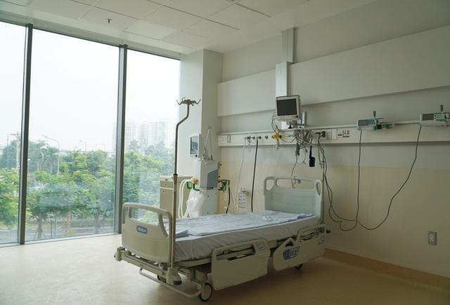 Ảnh: Bên trong Trung tâm Hồi sức Covid-19 với 1.000 giường, chuyên trị những ca bệnh nguy kịch tại TP.HCM - Ảnh 5.