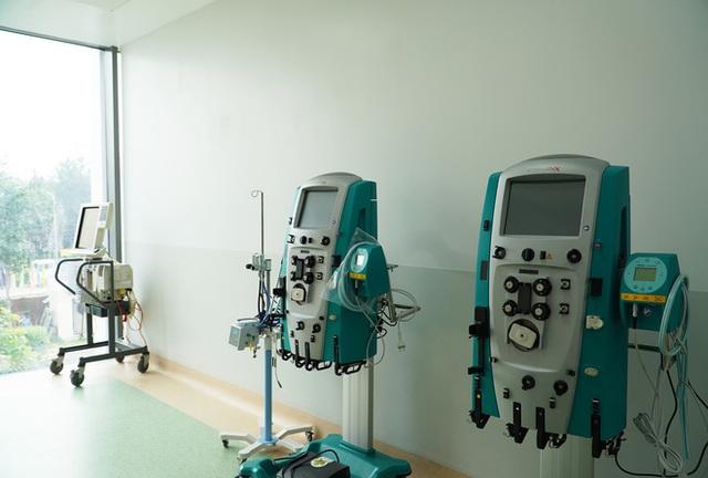 Ảnh: Bên trong Trung tâm Hồi sức Covid-19 với 1.000 giường, chuyên trị những ca bệnh nguy kịch tại TP.HCM - Ảnh 7.