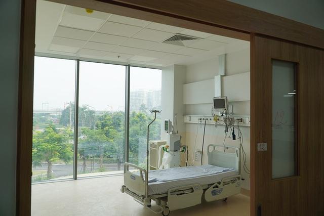 Ảnh: Bên trong Trung tâm Hồi sức Covid-19 với 1.000 giường, chuyên trị những ca bệnh nguy kịch tại TP.HCM - Ảnh 8.