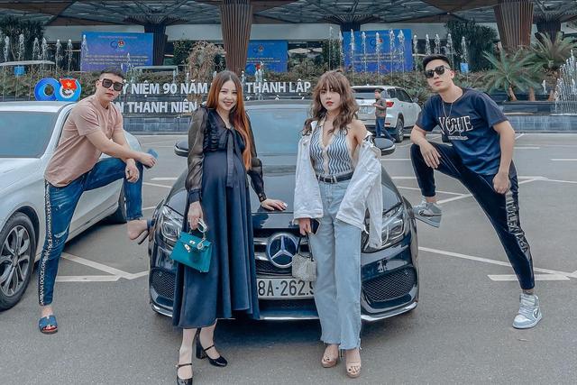 Đây là các mẫu xe sang hay được hot boy, hot girl tài chính dùng sống ảo, truyền đạt đạo lý làm giàu - Ảnh 7.
