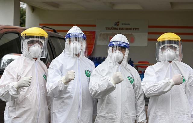 Xôn xao tin đồn cảm xúc vui vẻ, hạnh phúc... tạo ra tần số giết chết virus SARS-CoV-2: Bác sĩ tiết lộ điều hiển nhiên - Ảnh 1.