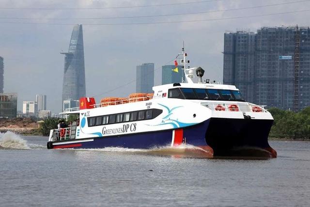 Giám đốc Sở GTVT TP HCM nói gì về đề xuất dùng tàu cao tốc vận chuyển hàng hóa về TP ?  - Ảnh 1.