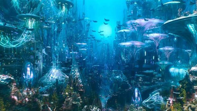 Sử dụng 14 triệu lít nước, Dubai đã xây dựng được hồ bơi sâu nhất thế giới và tái hiện lại lục địa Atlantis đã mất - Ảnh 1.