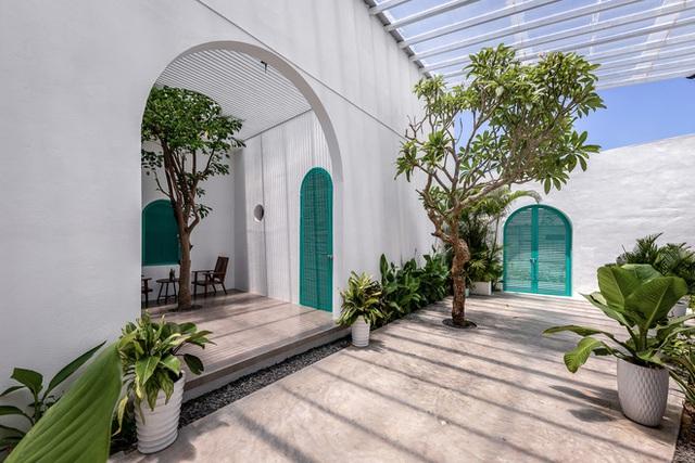 Ngôi nhà màu trắng đẹp không tì vết tại Phú Yên vừa lên báo Mỹ - Ảnh 12.