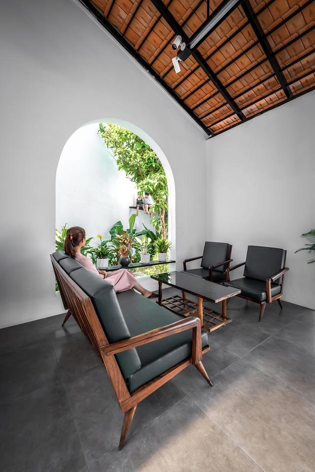 Ngôi nhà màu trắng đẹp không tì vết tại Phú Yên vừa lên báo Mỹ - Ảnh 3.