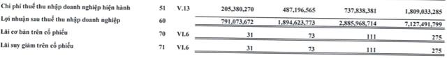 VRG: Lợi nhuận nửa đầu năm đạt 2,9 tỷ đồng, giảm mạnh so với cùng kỳ và chỉ thực hiện 8% chỉ tiêu năm - Ảnh 2.