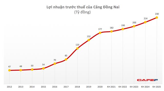 Đơn hàng container tăng cao, quý 2 Cảng Đồng Nai (PDN) lãi 54 tỷ đồng tăng 44% so với cùng kỳ - Ảnh 1.