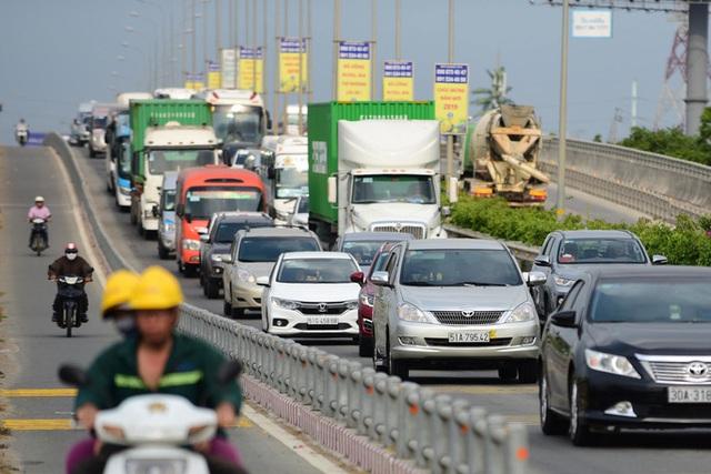 Hơn 11.500 tỉ đồng mở rộng cao tốc TP HCM - Long Thành - Dầu Giây - Ảnh 1.