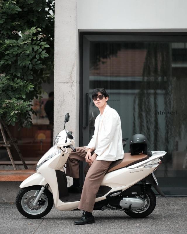 Lộ diện Honda Lead Thái Lan giá 38 triệu, đi 50km hết 1 lít xăng, khác gì Lead Việt? - Ảnh 1.