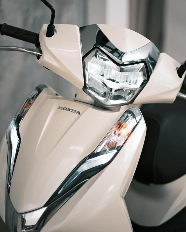 Lộ diện Honda Lead Thái Lan giá 38 triệu, đi 50km hết 1 lít xăng, khác gì Lead Việt? - Ảnh 2.