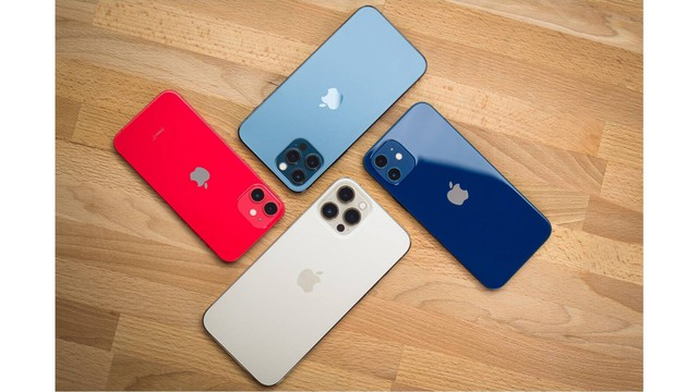 iPhone 12 Pro Max qua sử dụng tăng giá mạnh - Ảnh 1.