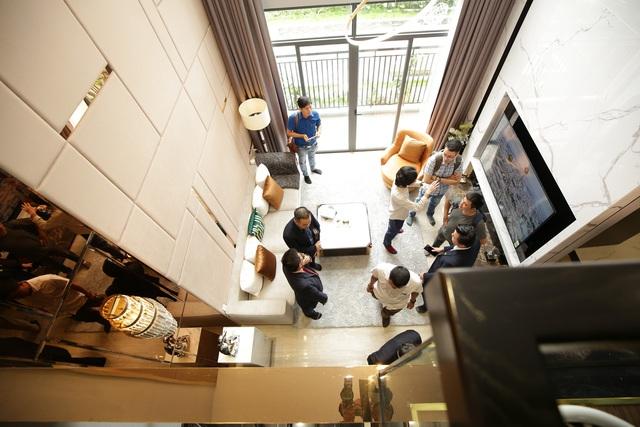 Căn hộ trung cấp tiếp tục hấp thụ tốt trên thị trường bất động sản - Ảnh 3.