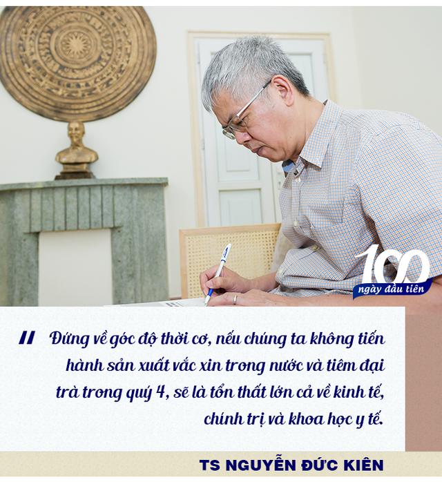 TS Nguyễn Đức Kiên chỉ ra điểm chung đặc biệt trong mọi hành động của Chính phủ trong 100 ngày đầu tiên - Ảnh 12.